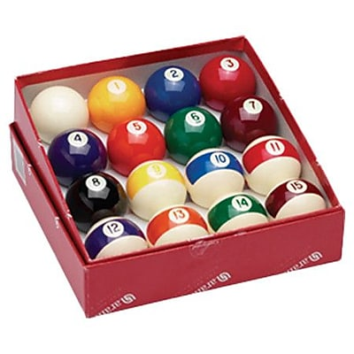 Aramith Aramith Billiard Balls Continental Ball Set WYF078275843711