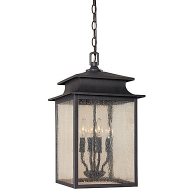 World Imports Lighting Sutton 4 Light Hanging Pendant