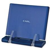CARL MFG. USA INC. Adjustable Tablet Stand; Blue