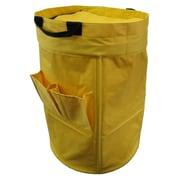 Casual Home Heavy Duty Laundry Duffle Bag; Yellow
