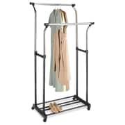 Whitmor, Inc 68'' H x 34.75'' W x 22'' D Garment Rack