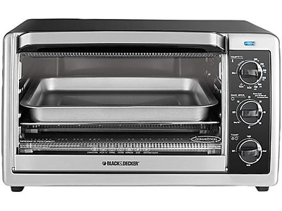 Black & Decker Countertop Convection Toaster Oven WYF078276148447