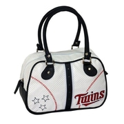 Concept One MLB Products Ethel Tote Bag; Minnesota Twins