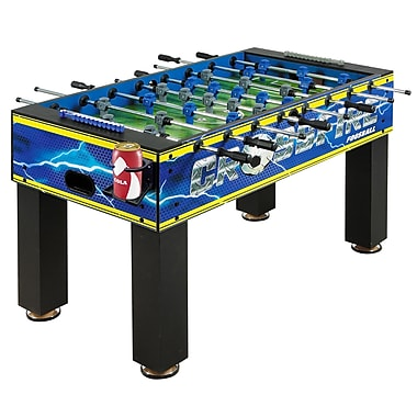 Hathaway Games Crossfire Soccer Foosball Table