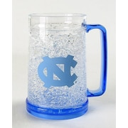 DuckHouse NCAA Crystal Freezer Mug; North Carolina