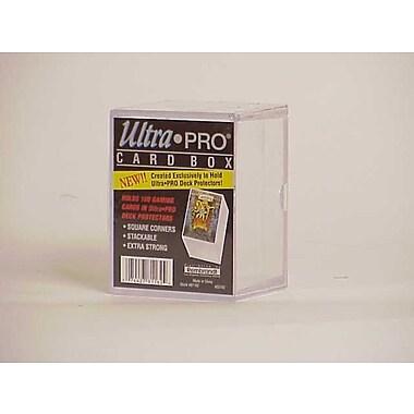Ultra Pro 2 Compartment Game Box