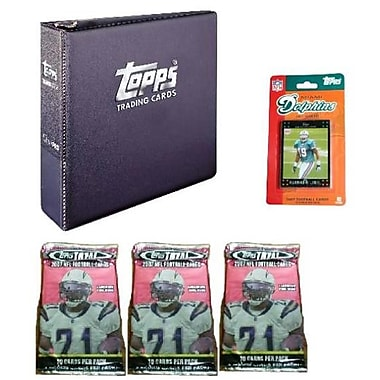 Topps NFL 2007 Trading Card Gift Set - Miami Dolphins