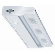 Lithonia Lighting 12'' LED Under Cabinet Bar Light; White