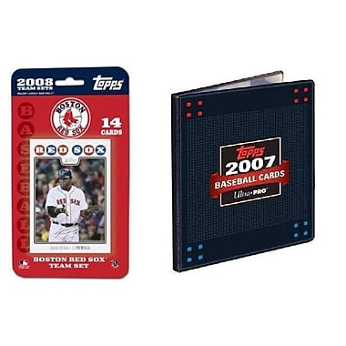 Topps MLB 2008 Trading Card Set - Boston Red Sox