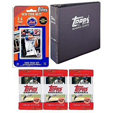 Topps MLB 2009 Trading Card Set - New York Mets