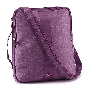 Lug Slingshot iPad or Tablet Pouch; Plum Purple
