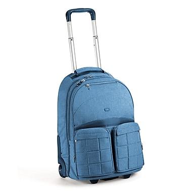 Lug Porter Roller Bag; Ocean Blue