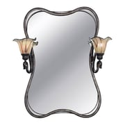 Wildon Home   Inverness 2 Light Vanity Mirror Light