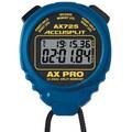 Accusplit Professional Dual Split Stopwatch; Blue