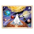 Melissa and Doug 48-pieces Space Voyage Jigsaw Set