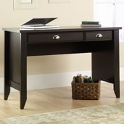 Sauder Shoal Creek Desk; Jamocha Wood