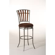 Hillsdale Sarasota Swivel Bar Stool; 26''