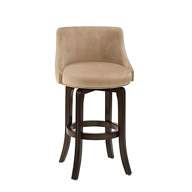 Hillsdale Napa Valley 25.25'' Swivel Bar Stool