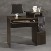 Sauder Beginnings 40'' Computer Desk; Cinnamon Cherry