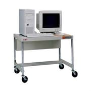 VTI High Mobile Workstation Computer without Monitor Shelf