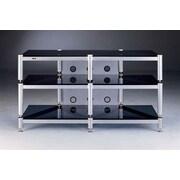 VTI BLG 44'' TV Stand; Silver