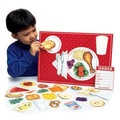 Learning Resources Pretend and Play Magnetic Healthy Foods