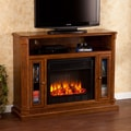 Wildon Home   Delaney 47'' TV Stand with Electric Fireplace