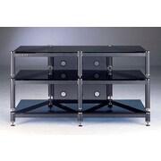 VTI BLG 44'' TV Stand; Black