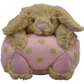 beansprout Animal and Blanket Bunny Toy and Blanket