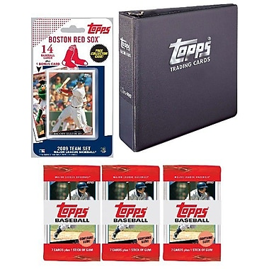 Topps MLB 2009 Trading Card Set - Boston Red Sox