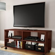 South Shore Jambory 46'' TV Stand; Chocolate