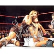 Steiner Sports Mickie James WWE Action Horizontal Photograph