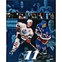 Steiner Sports NHL Mark Messier Oilers and Rangers
