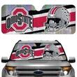 Team Pro-Mark NCAA Sun Shade; Ohio State University Buckeyes