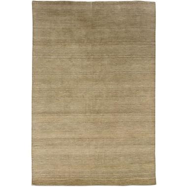 LR Resources Loom Seridian Saba Grey Rug; 5' x 7'9''