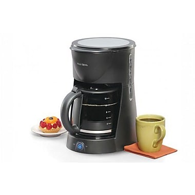 West Bend Manual Drip Coffee Maker; Black
