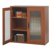 Safco Products Apres Modular Storage Two Door Cabinet; Cherry