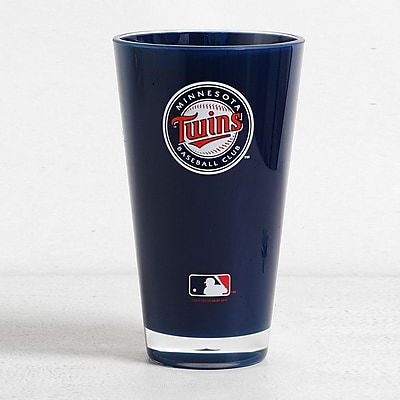 DuckHouse MLB Single 20 Oz. Insulated Tumbler; Minnesota Twins WYF078275661572