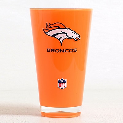 DuckHouse NFL Single 20 Oz. Insulated Tumbler; Denver Broncos WYF078275661574
