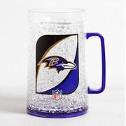 DuckHouse NFL Single 20 Oz. Insulated Tumbler; Baltimore Ravens