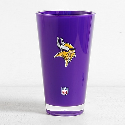 DuckHouse NFL Single 20 Oz. Insulated Tumbler; Minnesota Vikings WYF078275657759