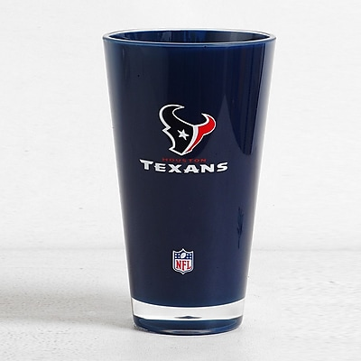 DuckHouse NFL Single 20 Oz. Insulated Tumbler; Houston Texans WYF078275650531