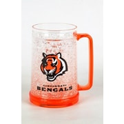 DuckHouse NFL 16 Oz. Beer Glass; Cincinnati Bengals