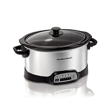 Hamilton Beach 5 Quart Slow Cooker