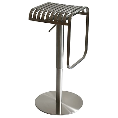 Buffalo Tools AmeriHome 22.5'' Adjustable Swivel Bar Stool