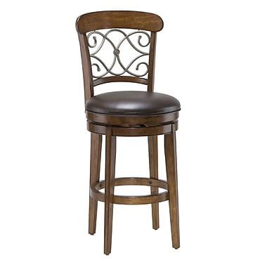 Hillsdale Bergamo 30'' Swivel Bar Stool