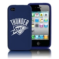 Tribeca NBA iPhone 4 Silicone Case; Oklahoma City Thunder