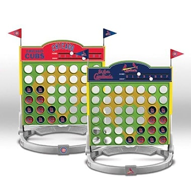 Promotional Partners Worldwide MLB Connect Four Game; Chicago Cubs / St Louis Cardinals