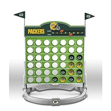 Promotional Partners Worldwide NFL Connect Four Game; Green Bay Packers