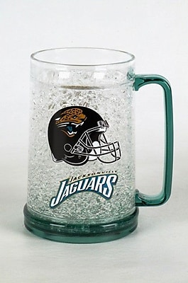 DuckHouse NFL 16 Oz. Beer Glass; Jacksonville Jaguars WYF078276161777